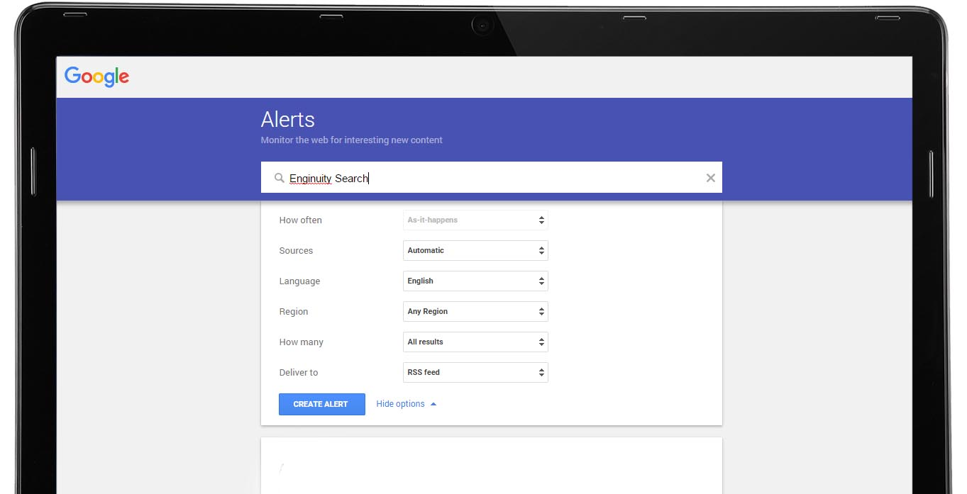 How To Setup Analytics for your Google Alerts